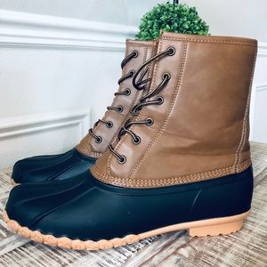 Sporto Remington Duck Boot Leather Waterproof